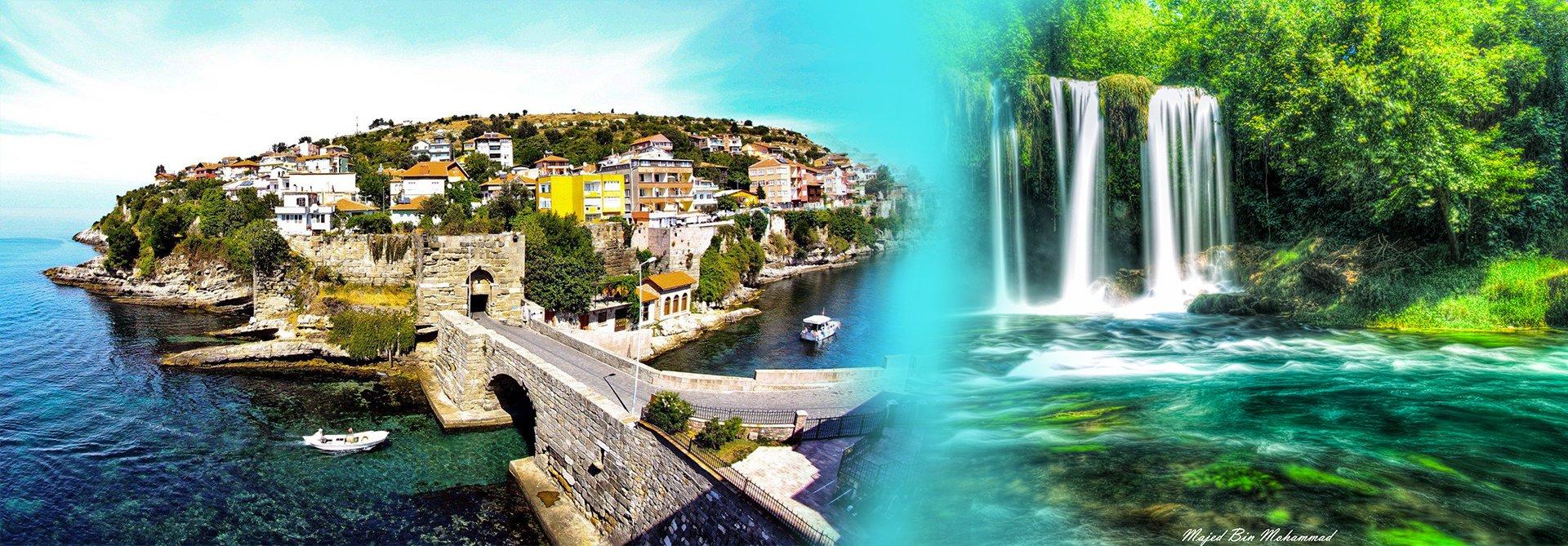 جمال الطبيعة في تركيا