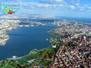 القرن الذهبي اسطنبول