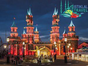 مدينة ألعاب فيالاند تركيا اسطنبول