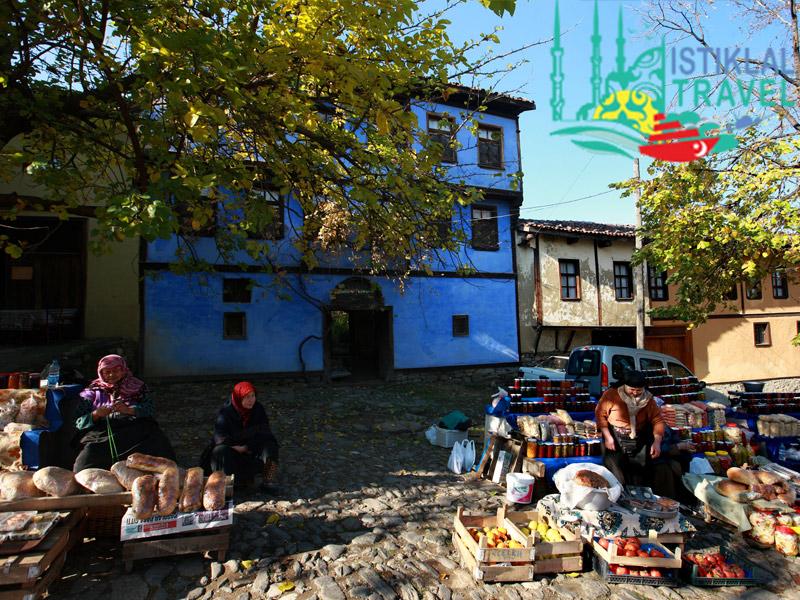 القرية التاريخية في تركيا