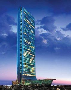 برج السفير في اسطنبول