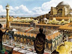 آثار مدينة اسطنبول