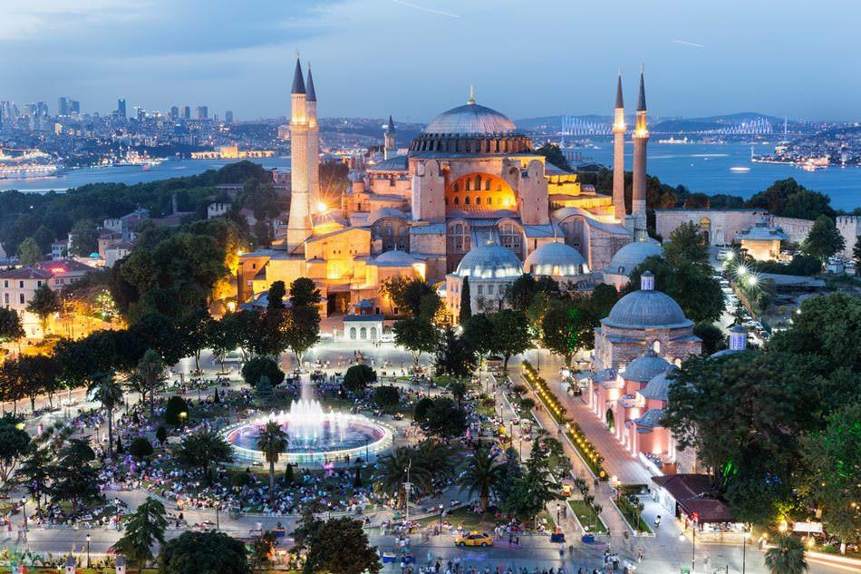 برنامج سياحي في تركيا - مدينة اسطنبول